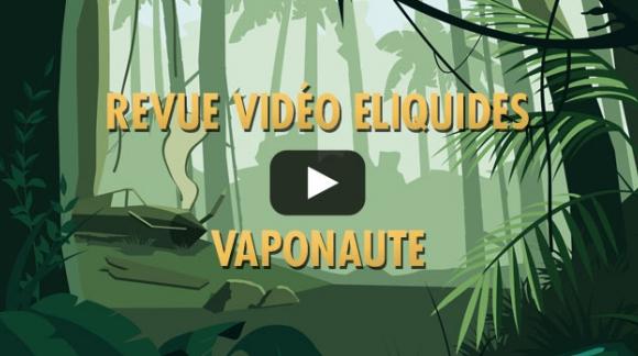 Revue vidéo Vaponaute