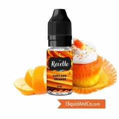 Cupcake Orange Concentré