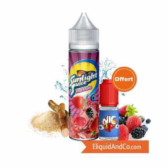 Red Fruits 50ml