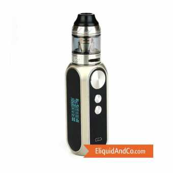 Kit Cube 80W Clearomiseur Cube Mesh Tank 4ml