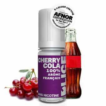 E liquide Cherry Cola Dlice
