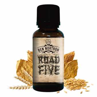 E liquide Road Five Ben Northon