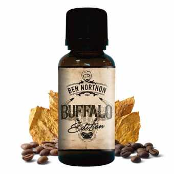 E liquide Buffalo Edition Ben Northon