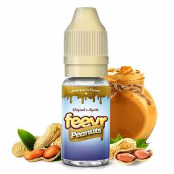E liquide Peanuts Feevr 10ml Savouréa