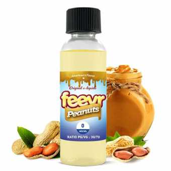 E liquide Feevr Peanuts 50ml