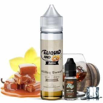 E liquide Myth-Cream EliquidAndCo Juice