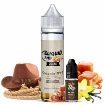 E liquide Classic RY4 EliquidAndCo Juice