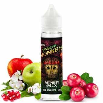 E liquide Hakuna 50 ml Twelve Monkeys