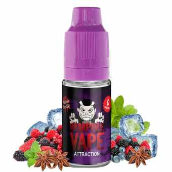 E liquide Attraction Vampire Vape