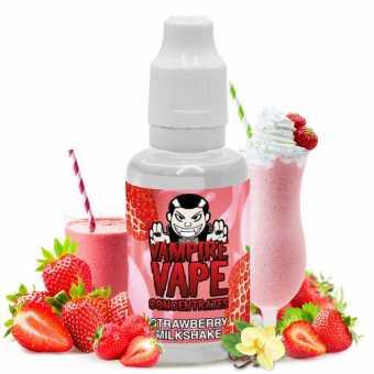 Strawberry Milkshake Concentré Vampire Vape