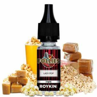 E liquide Lady Pop Follies Roykin