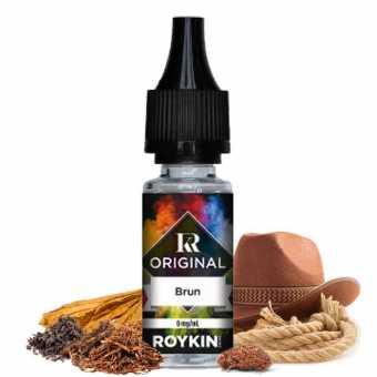 E-liquide Classic Brun Roykin