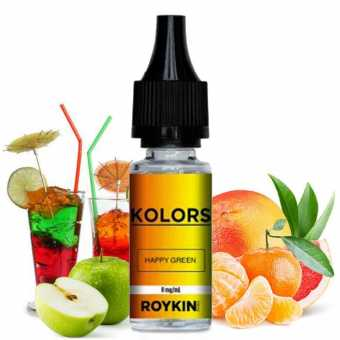 E-liquide Happy Green - Kolors Roykin