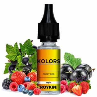 E-liquide Crazy Red - Kolors Roykin