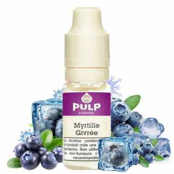 E-liquide Myrtille Givrée Pulp