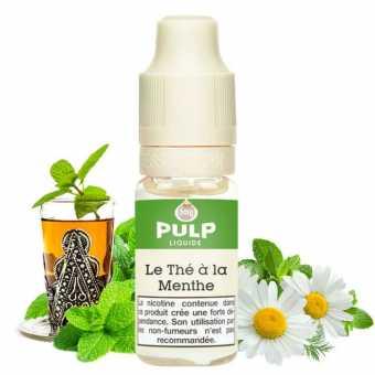 E-liquide Le Thé à la Menthe Pulp