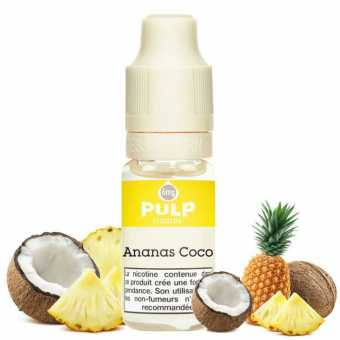 E liquide Ananas Coco Pulp
