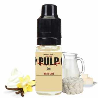 E liquide White Cake Pulp