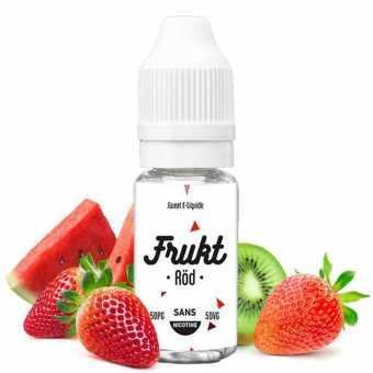 E liquide Röd Frukt