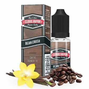 E-liquide Bean Crush Cloud Vapor