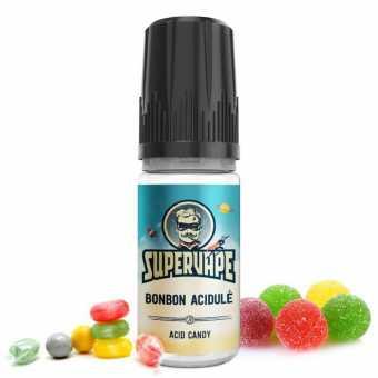 Bonbon Acidulé Concentré Supervape