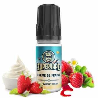 Arôme Crème de Fraise concentré Supervape