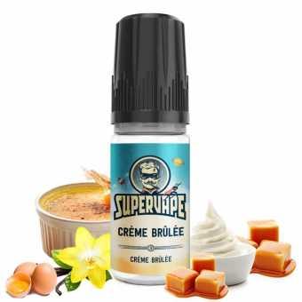 Arôme Crème brûlée concentré Supervape
