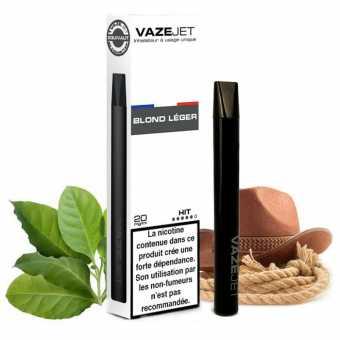Vaze Jet Blond Léger cigarette jetable