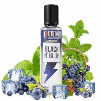 E liquide Black 'N' Blue T Juice
