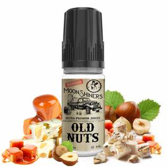 E liquide Old Nuts Moonshiners