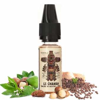 E-liquide Le Chaman Terrible Cloud