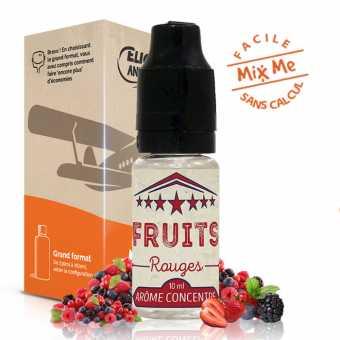 Pack Diy Fruits Rouges Cirkus 230ml   EliquidAndCo