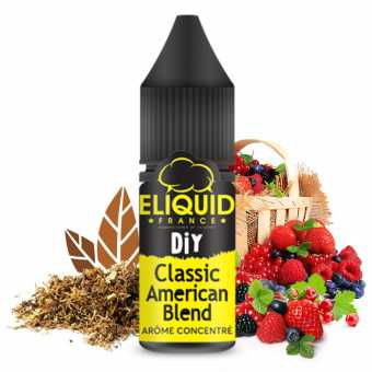 Concentré American Blend Eliquid France