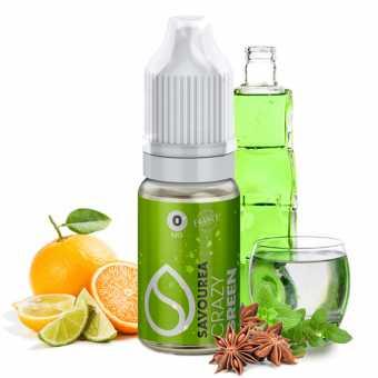 E-liquide Crazy Green Savouréa
