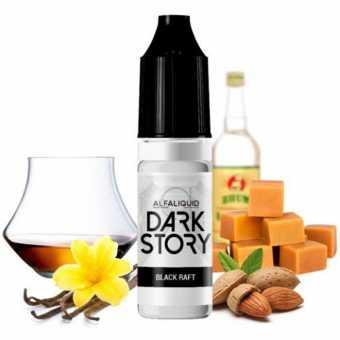 E liquide Black Raft Dark Story
