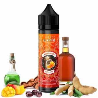 E liquide Power Potion Al-Kimiya