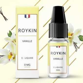 E-liquide Vanille Custard Optimal Roykin