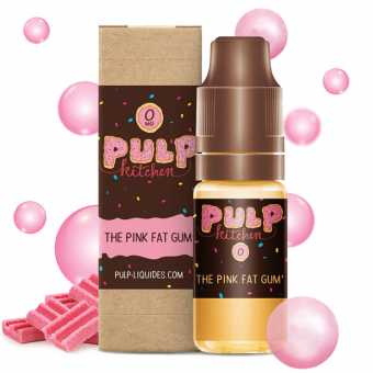 E liquide The Pink Fat Gum Pulp Kitchen