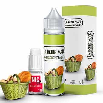 E-liquide Madeleine Pistache La Bonne Vape