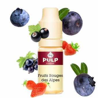 Eliquide Fruits Rouges des Alpes Pulp