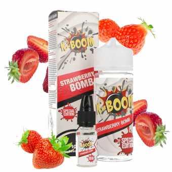 Arôme Strawberry Bomb Special Edition K-Boom
