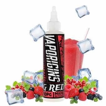 E liquide Big Red au format 80 ml par Vaporigins