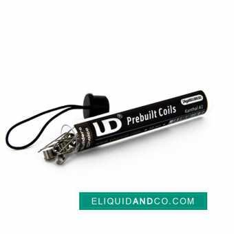 Tube 10 Coils préfabriqués