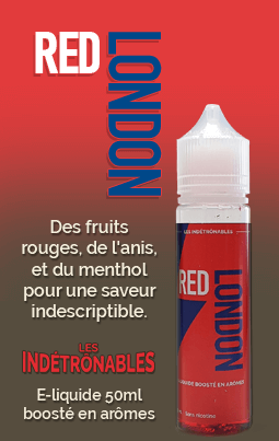 Eliquide Red London