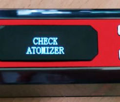Check Atomizer