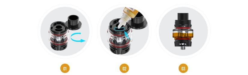 Kit Mag V9 Smok