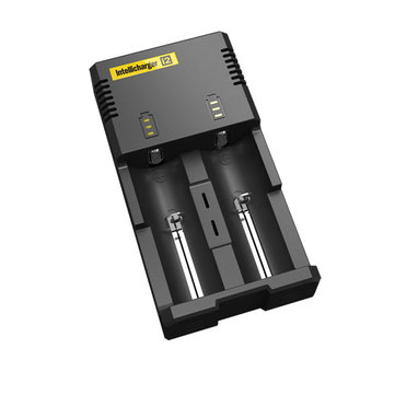 Intellicharger I2 - Nitecore - Listman