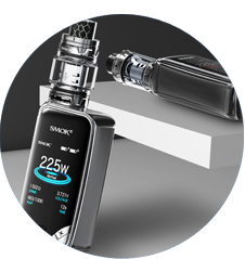 Kit X-Priv par Smoktech