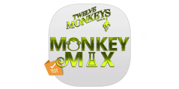 Test des eliquides Twelve Monkeys