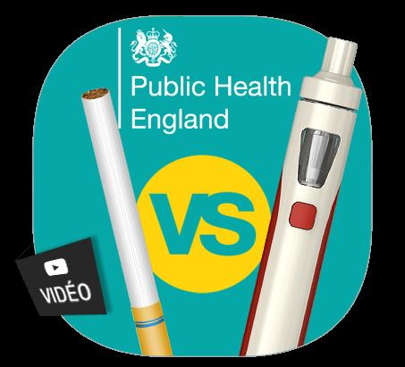 Smokefree 'Health Harms', la vidéo édifiante du combat Vape VS Tabac